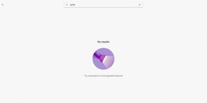 """La categoría """"gorila"""" está bloqueada en Google Photos para prevenir el racismo 2"""