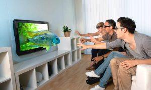 "Los televisores 3D, demasiado ""de gadgets"", podrían desaparecer a partir de 2017"