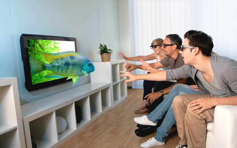 "Los televisores 3D, demasiado ""de gadgets"", podrían desaparecer a partir de 2017 1"
