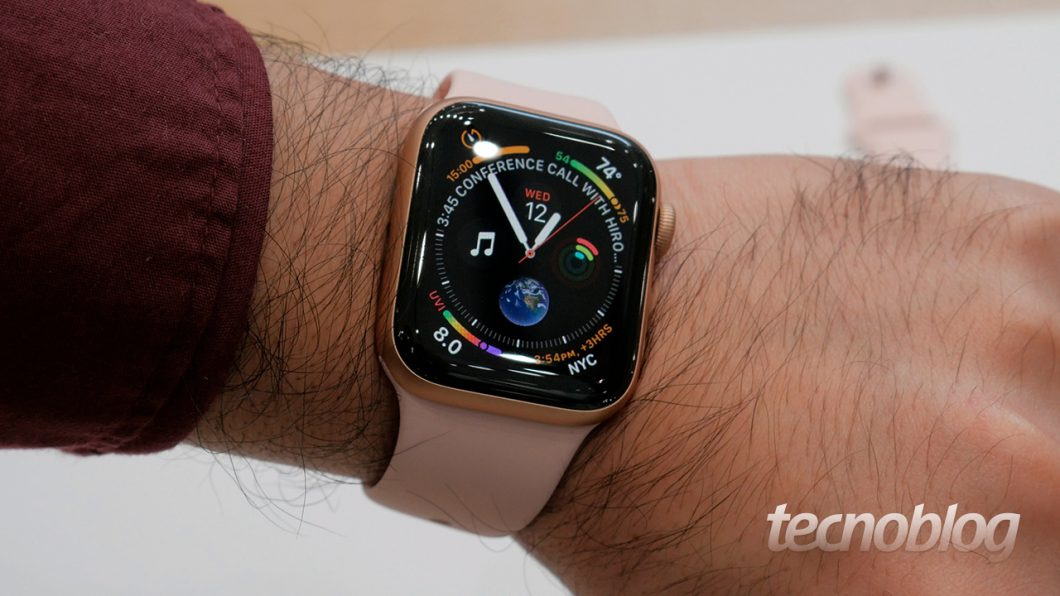 Apple Watch Series 4: Centrándose más en la salud
