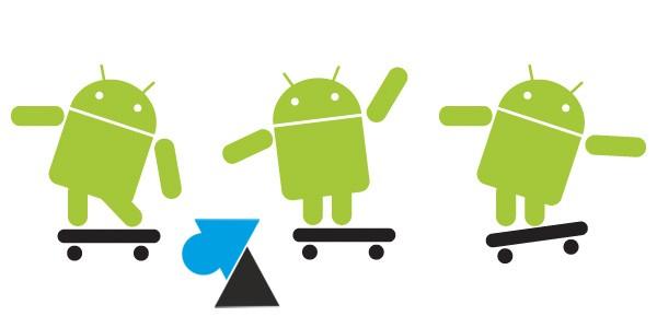 Android: desactivar la actualización automática de la aplicación 1