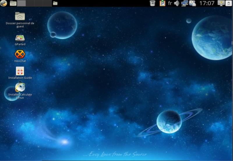Calcule Linux 15 cada vez más fuerte 1