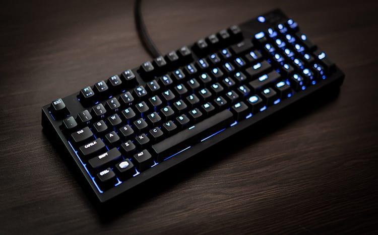 ¿Cuáles son los tipos de formatos de teclado? 8