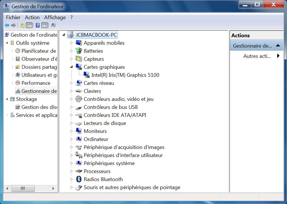Instalación de Windows en un MacBook Pro Retina 10