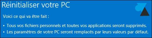 Windows 8.1: Recuperación y reinstalación del sistema 9