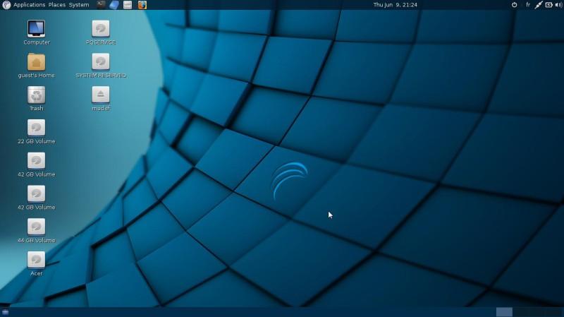 Lleve todo Linux en una llave USB 1