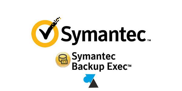 Symantec Backup Exec: modificar la cuenta de inicio de sesión 1