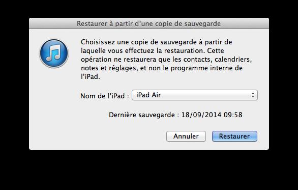 Descargar iOS 8 a iOS 7: ¿cómo volver? 3