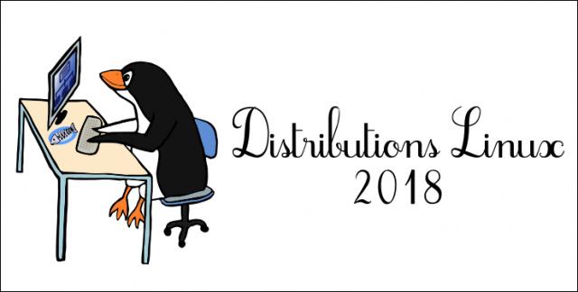 Las distribuciones de Linux 2018 que he apreciado especialmente 1