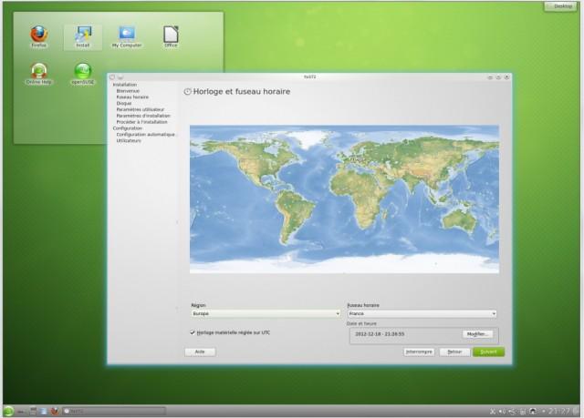 Instalación de OpenSuse 12.2 en un disco duro vacío 3