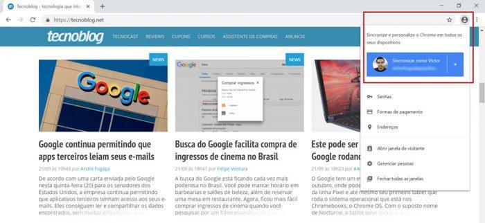 Google adopta el acceso automático a Chrome y molesta a los usuarios 2