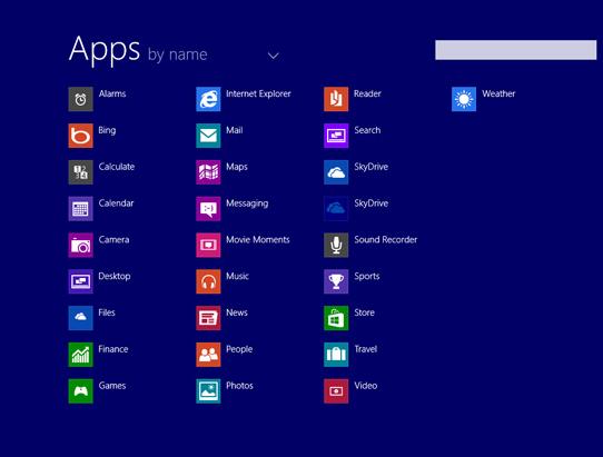 Las imágenes filtradas de Windows 8.1 muestran el botón Inicio