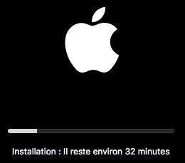 Actualización a macOS High Sierra 10.13 8