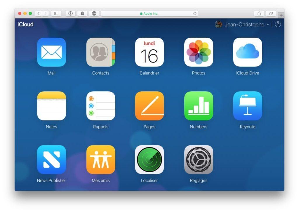 Exporta tus contactos de iPhone, iCloud y Mac 6