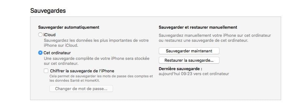 Degradación de iOS 12 a iOS 11: instrucciones de uso 1