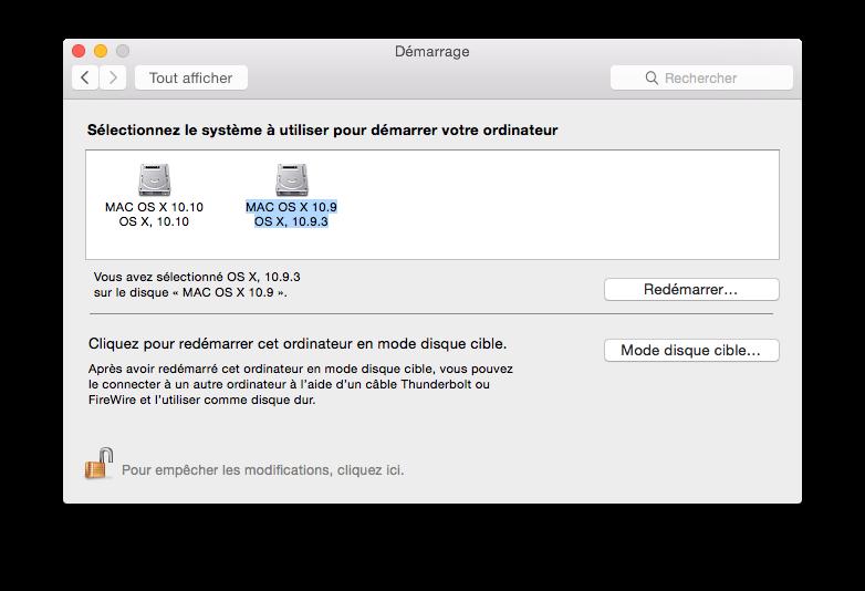 Cómo hacer un Yosemite Mavericks de arranque dual (Mac OS X 10.10 / 10.9) 5
