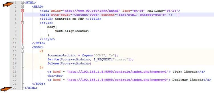 Conociendo Arduino Uno - Clase 8 - Interacción con PHP 6