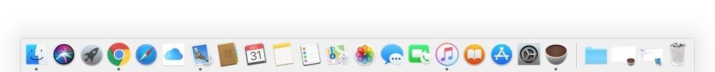 Añadir una unidad iCloud al Dock del Mac 7