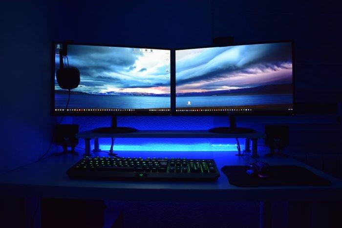Cómo usar dos monitores en el mismo equipo (Windows)