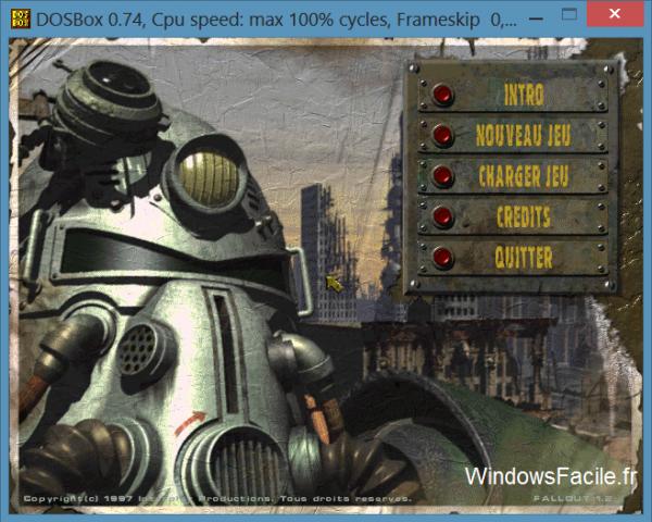 Windows 8: Juegos de DOS 22