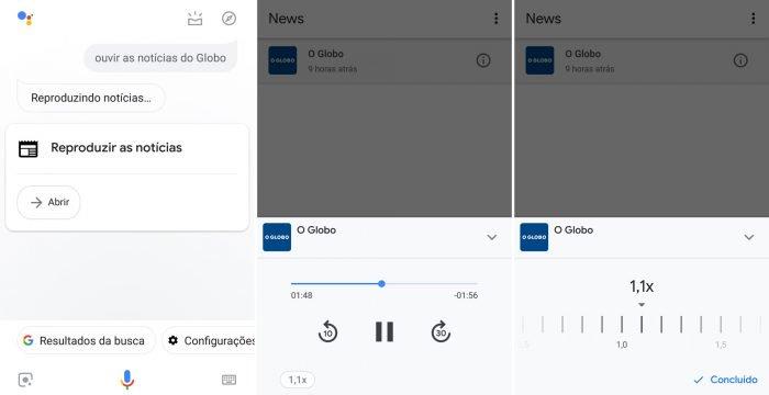 El Asistente de Google obtiene el comando para escuchar las últimas noticias sobre Android e iPhone