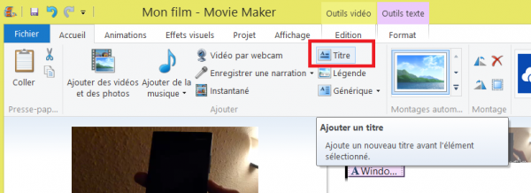 Edición de vídeo con Windows Movie Maker 8