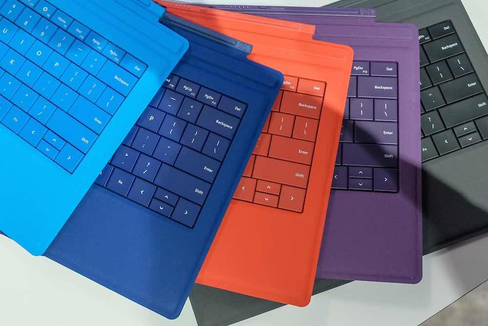 El Surface Pro 5 debería dejar los otros ultrabooks en el acto. 2