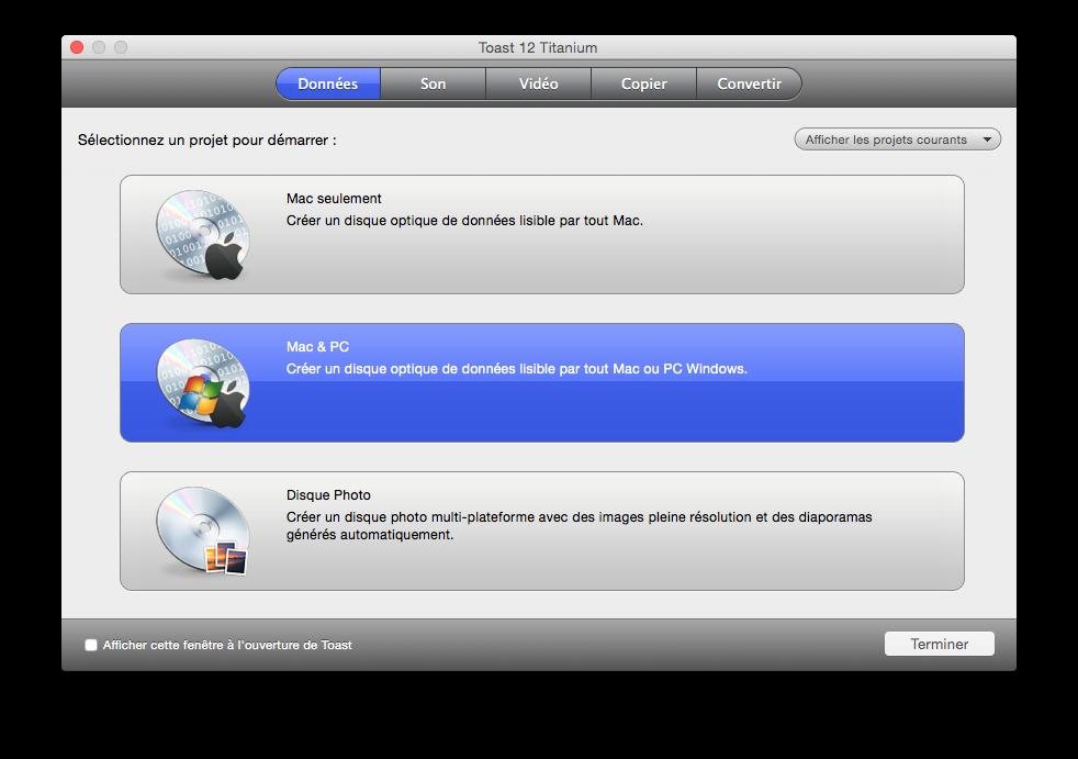Cómo grabar en Yosemite (Mac OS X 10.10) 2