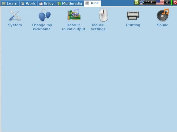 Una distribución de Linux para niños 6