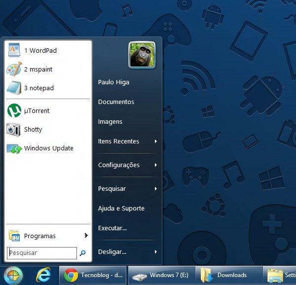 Cómo devolver el menú Inicio clásico a Windows 8