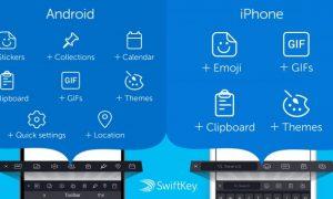 El teclado SwiftKey recibe la mayor actualización desde que fue adquirido por Microsoft