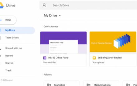 Google Docs obtiene enlaces rápidos para crear documentos y hojas de cálculo