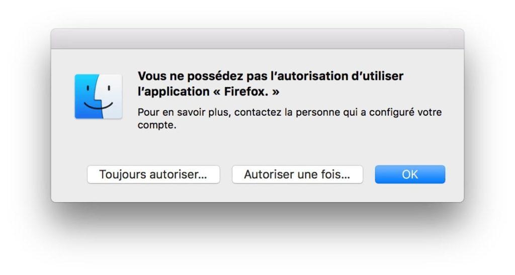 Control parental de Mac OS Sierra (10.12) : instrucciones de uso 15