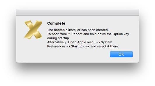 Lápiz USB de arranque MacOS High Sierra (10.13) : manual de usuario! 6