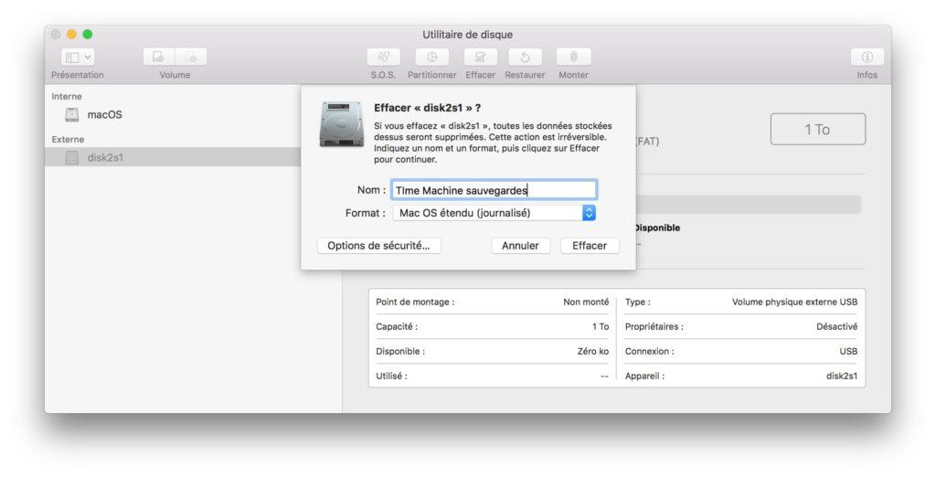 Copia de seguridad de tu Mac con Time Machine (macOS / OSX) 2