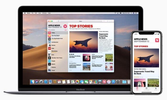Cómo activar el Apple News en Brasil 1