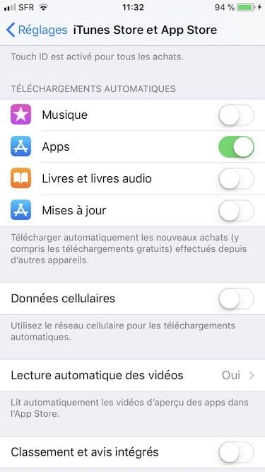 Desactivar las actualizaciones automáticas de tu iPhone 3