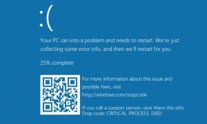 Bug hace que el sitio se bloquee en los PCs con Windows 7 u 8