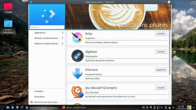 Kubuntu 18.04 LTS - Una distribución Linux con KDE 15