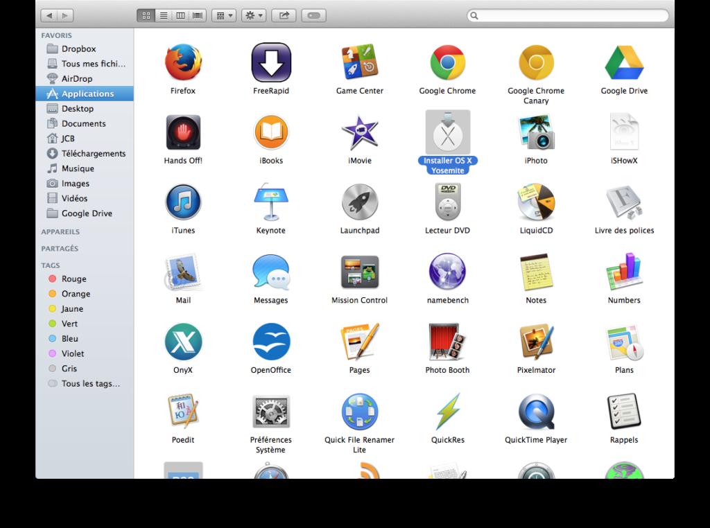 Cómo hacer un Yosemite Mavericks de arranque dual (Mac OS X 10.10 / 10.9) 2