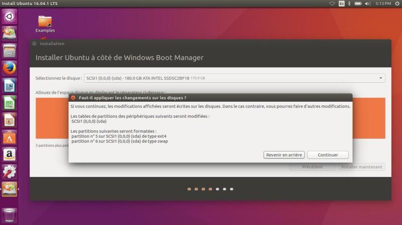 Cómo instalar Ubuntu Linux 16.04 LTS junto a Windows 10 UEFI GPT 13