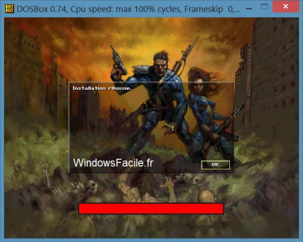 Windows 8: Juegos de DOS 18
