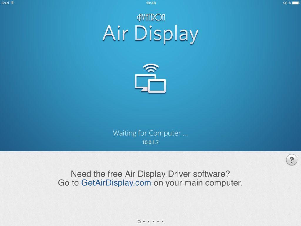 Usa un iPad como segunda pantalla con tu Mac o PC 6