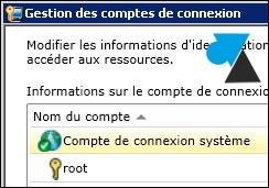 Symantec Backup Exec: modificar la cuenta de inicio de sesión 3