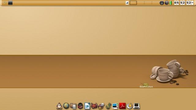 Bodhi Linux 2.1.0 nueva versión 1