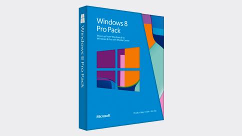 Instalación gratuita de Media Center en Windows 8 Pro 1