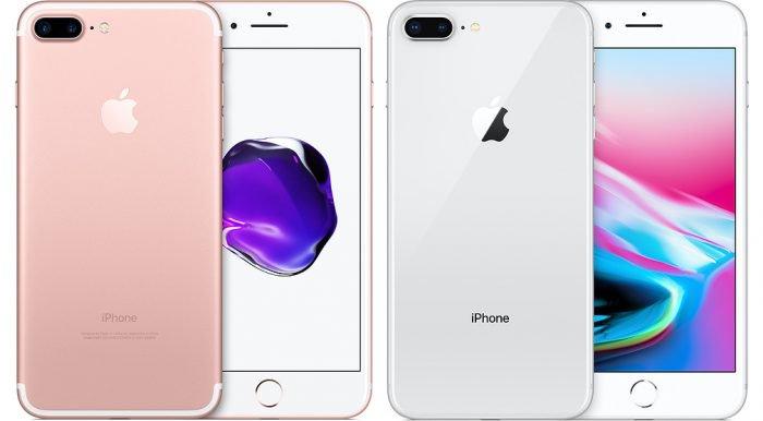 Cuál Es La Diferencia Entre El Iphone 7 Plus Y El 8 Plus