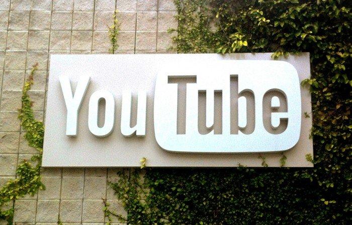 El vídeo de sólo ruido de YouTube tiene cinco derechos de autor 1