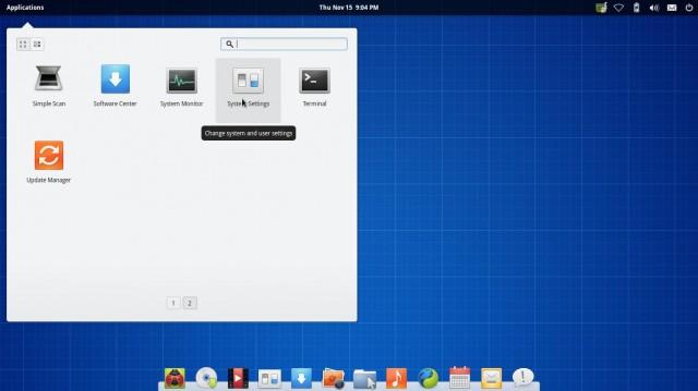 Elemental, distribución Linux para descubrir 2