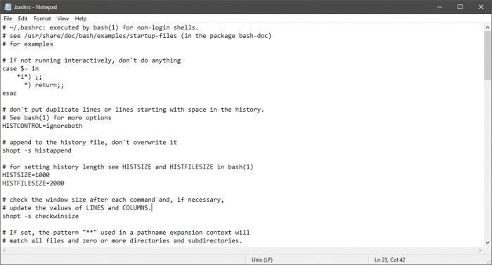 El Bloc de Notas de Windows finalmente ganará más funcionalidad